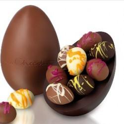 шоколадови яйца